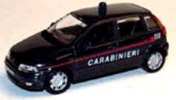 punto pompiers italie Voiture 1//43 OLIEX FIAT