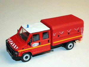 Oregon 007 CITROEN C25 DOUBLE CABINE VPI PICOT Miniatures 1:43
