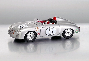 Burago Bijoux Collection 1//24 Scale Porsche 356B Cabriolet Boxed cod.15051