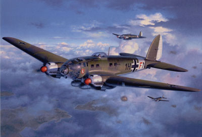 Revell 04377 HEINKEL HE111 H-6 Maquettes 1:72