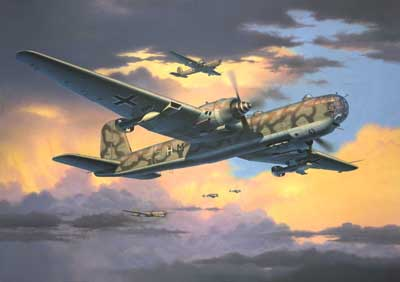 Revell 04616 HEINKEL HE 177 A 5 GREIF Maquettes 1:72