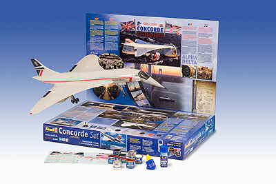 Revell 05757 CONCORDE BRITISH AIRWAYS Maquettes 1:144