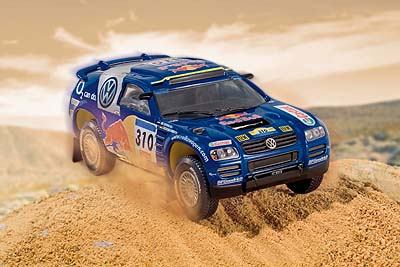 Revell 07132 volkswagen RACE TOUAREG Maquettes 1:32