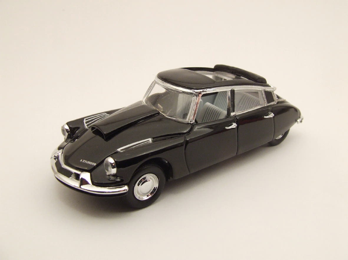 Citroen DS 19 6 cylindres 1960