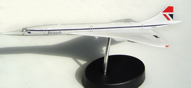 Schabak 1029-14H CONCORDE BRITISH AIRWAYS PREMIERE COULEUR Miniatures 1:250