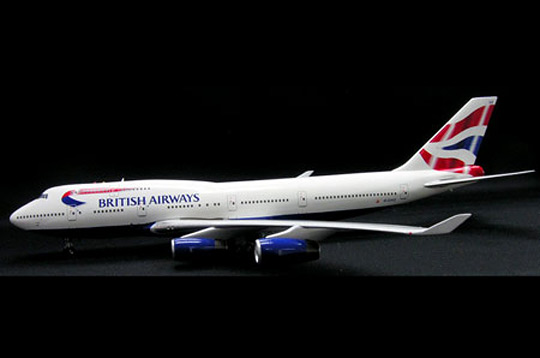 British Airways Schuco-3554517
