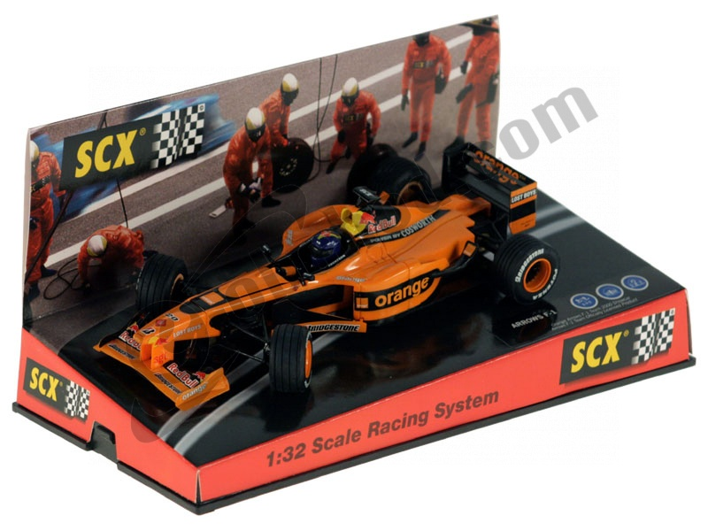 SCX 60980 ARROWS F1 GP MONACO Miniatures 1:32
