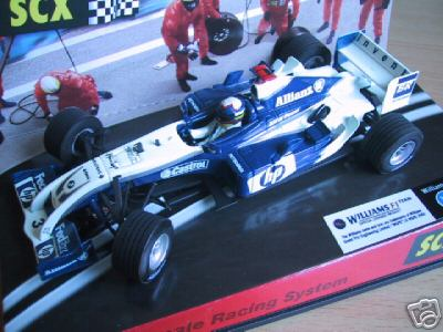 SCX 61670 WILLIAMS F1 FW26 Miniatures 1:32
