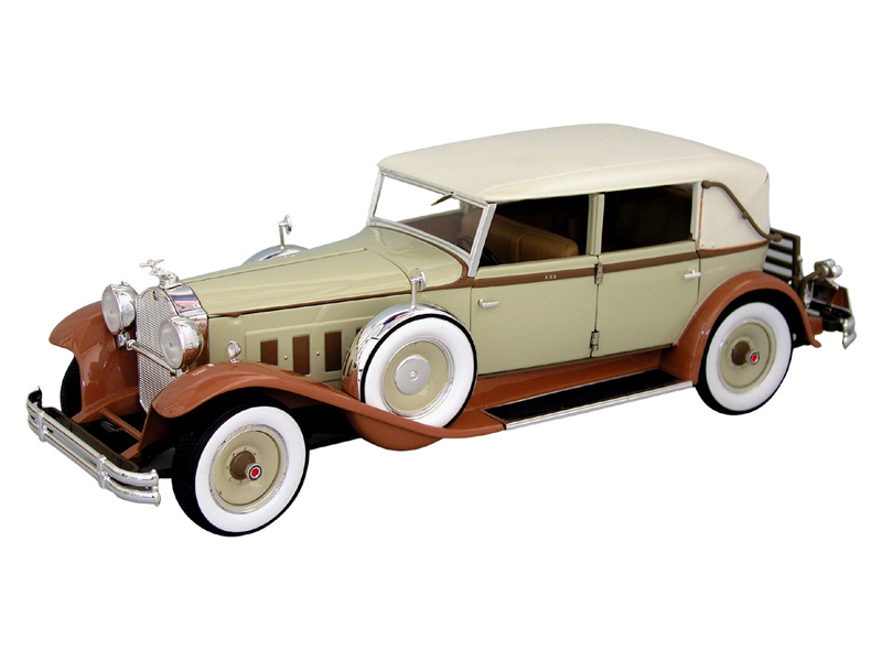 Signature 18103 PACKARD BREWSTER 1930 Die cast 1:18