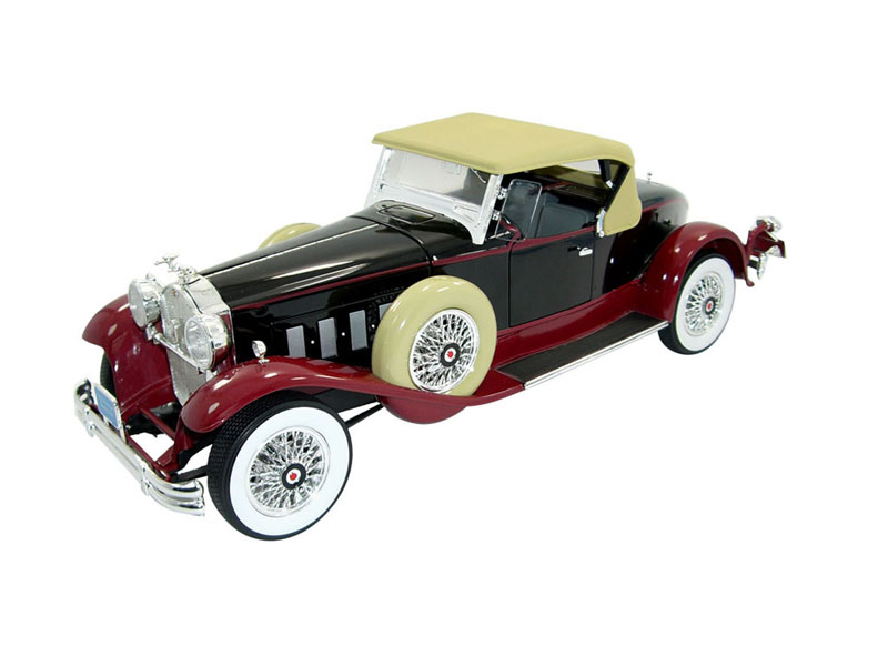 Signature 18138 PACKARD 1930 BOATTAIL Die cast 1:18