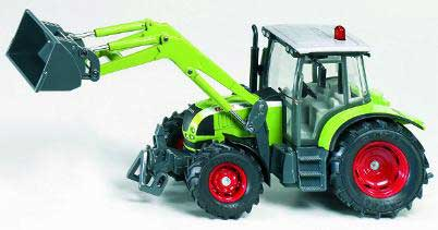 Siku 3656 Claas 697 Ares tracteur avec chargeur frontal Miniatures 1:32