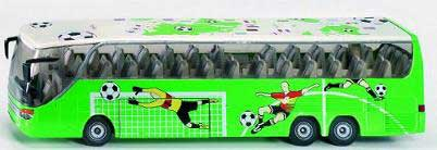 Siku 4946 Autocar football Die cast 1:55