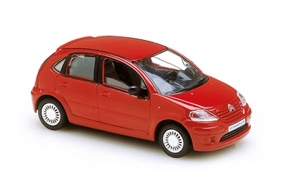 Solido 1575 CITROEN C3 2002 Miniatures 1:43