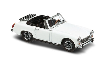 Solido 1851 MG MIDGET SPIDER 1969 Miniatures 1:43