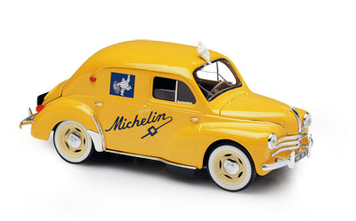 RENAULT 4 CV 54 MICHELIN