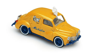 Renault 4 CV 1954 MICHELIN