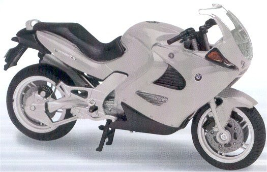 Solido 84017 BMW K 1200 RS Miniatures 1:18