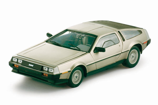 Sunstar 2701 de LOREAN DMC 12 1981 Die cast 1:18