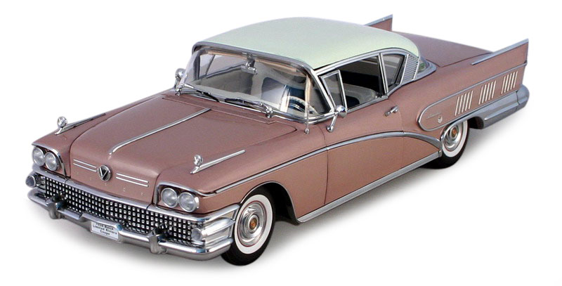 Sunstar 4801 BUICK LIMITED RIVERA 1958 Die cast 1:18
