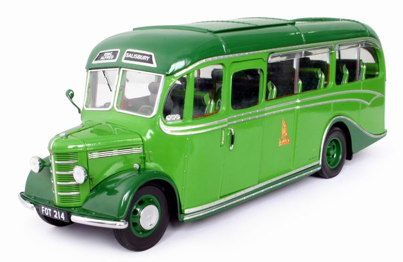Sunstar 5003 BEDFord OB COACH 1947 Miniatures 1:24