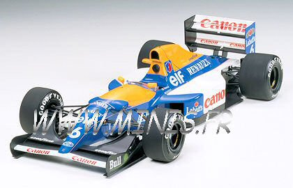 tamiya 12029 williams fw148 renault maquettes 1 12. Black Bedroom Furniture Sets. Home Design Ideas
