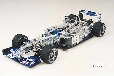 Tamiya 20056 WILLIAMS F1 BMW FW 24 ITALIE Maquettes 1:20