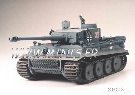 Tamiya 21003 TIGER I PRODUCTION ASSEMBLE Plastic models 1:35