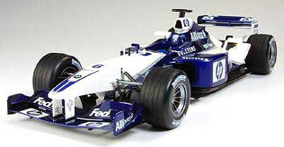 Tamiya 21005 WILLIAMS F1 BMW FW 24 Maquettes 1:20