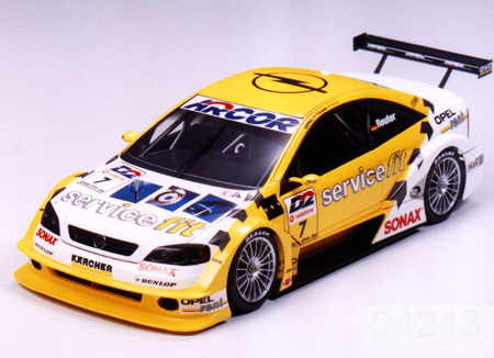 Tamiya 24243 OPEL ASTRA V8 COUPE Maquettes 1:24