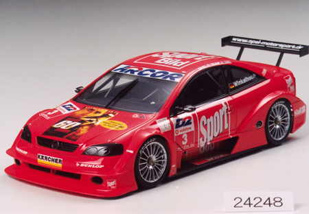 Tamiya 24248 OPEL ASTRA V8 COUPE Maquettes 1:24