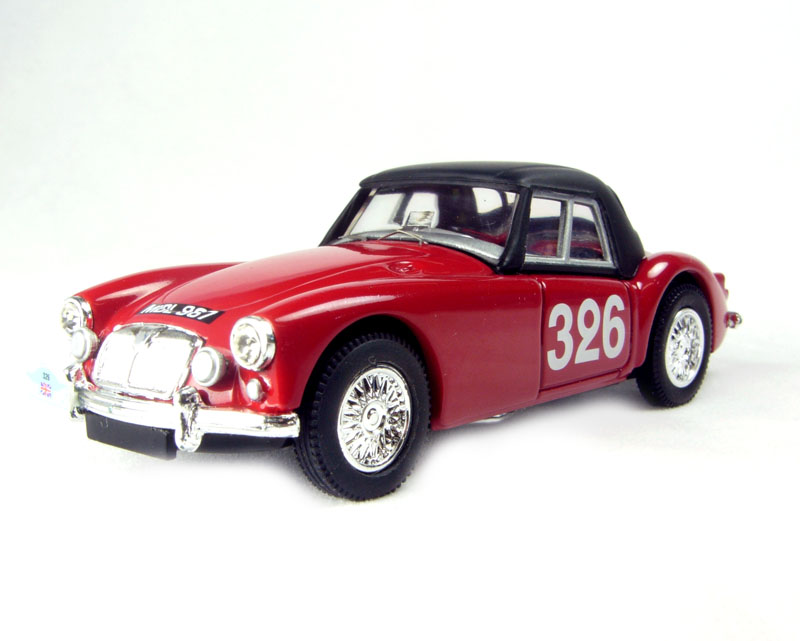 Vanguards 05008 MGA 1500 Miniatures 1:43