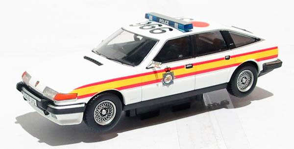 ROVER 3500 SD1 Police