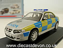 Vanguards 09304 MG ZT Police PSNI Miniatures 1:43