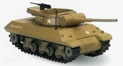 Verem SM16 TANK MUSEUM M36 B2 DESTROYER Die cast 1:50