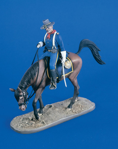 Verlinden 2086 CAPITAINE CAVALERIE 120 MM Maquettes
