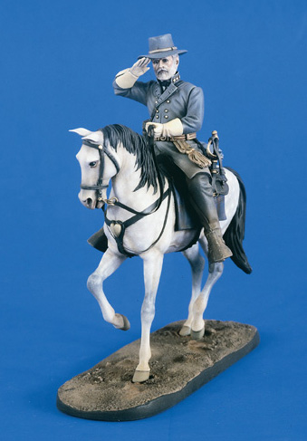 Verlinden 2155 GENERAL LEE ET TRAVELER 120 MM Maquettes