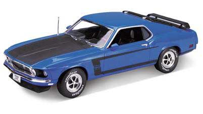 Welly 12516 Ford Mustang 1969 Miniatures 1:18
