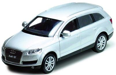 Welly 73121 AUDI Q7 Miniatures 1:87